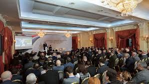 Georgia travel forums images Georgia estonia business forum held in tbilisi jpg