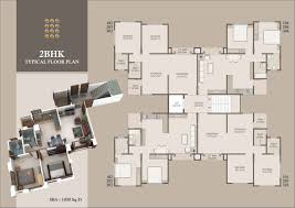 floor plans for flats monalisa manjalpur in vadodara 2 bhk 3 bhk luxurious flats and