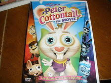 peter cottontail dvd ebay