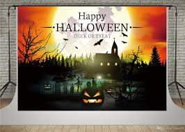 halloween photography backgrounds 2017 kate happy halloween backgrounds for photography yellow sky