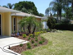 Front Landscaping Ideas by Wonderful Florida Landscaping Ideas For Front Yard Photo
