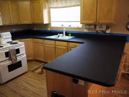 remodelaholic countertop makeover with giani granite paint
