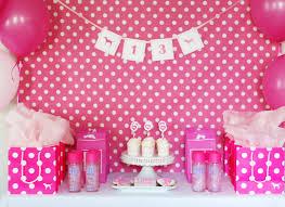 girl birthday themes vs pink birthday party elizabeth lifestyle