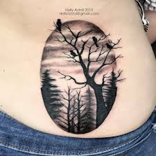 tree tattoos that can paint your roots