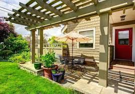 Pergola Ideas For Small Backyards Small Backyard Landscaping Ideas 8 Diys To Try Bob Vila