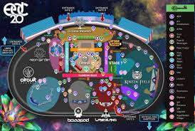 Map Of Las Vegas Strip by Edc Las Vegas Electric Daisy Carnival Las Vegas Electric Daisy