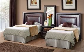small twin beds cheap headboards for 11317 4 guest room with two
