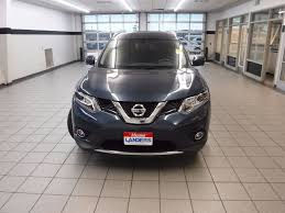 nissan finance head office 2016 used nissan rogue fwd 4dr sl at landers chrysler dodge jeep