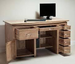 what is a desk return great elegant computer desk with shelves for residence decor