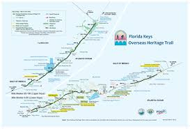 Map Of Flordia Biking The Florida Keys Overseas Heritage Trail Florida Rambler