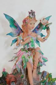 birthstones fairies 40 best faerie poppets christine haworth images on pinterest