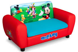 Mickey Mouse Lawn Chair by Delta Children Disney Mickey Mouse Kids Sofa U0026 Reviews Wayfair