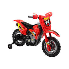 electric motocross bikes amazon com boy u0027s electric mini motos 6 voltage dirt bike