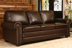 Abbyson Living Leather Sofa Furniture Best Home Hq
