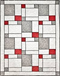 the black sashing really makes the colors stand out quilt ideas
