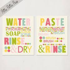 Etsy Bathroom Art Best 25 Kids Bathroom Art Ideas On Pinterest Kid Bathroom Decor