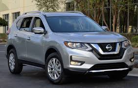 2017 nissan rogue u2014 roomy and quiet but not much fun