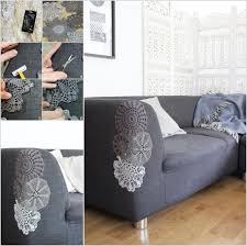 Cover Sofa With Sheet by Repair Your Torn Or Cat Scratched Couch In Style A Idei Casa