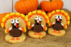 thanksgiving oreo turkey cookies recipe simple and sweet turkey cookies counting candles