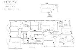 floorplans elsick house floorplans elsick house first floor bannerman bedroom is on second floor