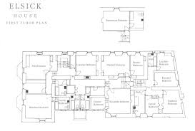 floorplans u2013 elsick house