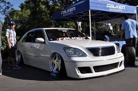 lexus ls 460 lowered gs430 kyoei usa