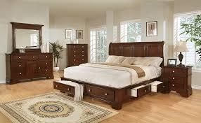 Upholstered Headboard King Bedroom Set King U0026 Queen Bedrooms Factory Direct Furniture 4u