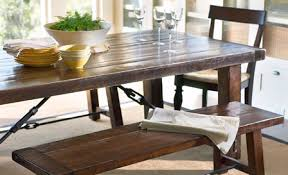 picnic table dining room chic ways to use a picnic table indoors