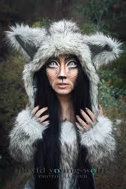 20 best wolf face paint images on pinterest werewolf makeup