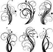clipart of black swirl design k4537290 search clip