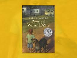 because of winn dixie discussion guide scholastic