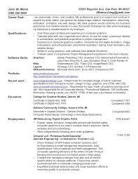 Sample Painter Resume by Resume W Portfolio