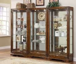 Glass Display Cabinet Perth Pine Wood Glass Door Display Cabinet U2014 Home Ideas Collection