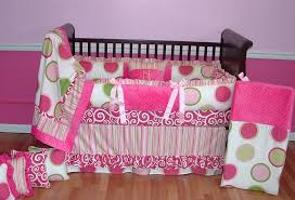 girls nursery bedding sets nice pink crib bedding for girls pink crib bedding set design