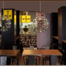 Modern Dining Room Ceiling Lights by Modern Diy Globe Hanging Suspension Pendant Ceiling Light