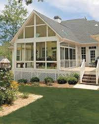 back porch ideas for houses