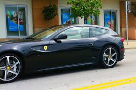 Ferrari California Navy Blue - car picker black ferrari ff