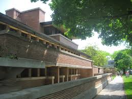 art now and then the robie house chicago illinois