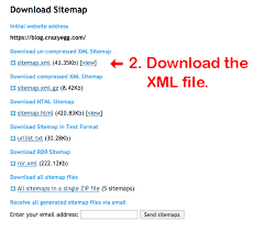 sitemap what are the seo benefits of xml u0026 html sitemaps