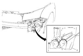chevrolet cruze repair manual horns body systems