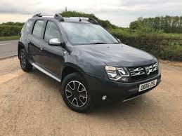 renault duster 2017 black used dacia duster banbury jaybee motors