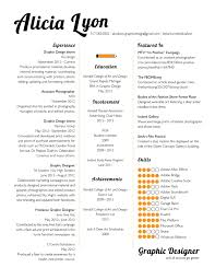 Resume Graphic Designs With Emotions Graphic Design Resume Graphic Designer