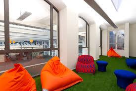 orange siege social conception et réalisation d un siège social tetris db