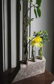 Test Tube Flower Vases Diy Test Tube Bud Vases The Merrythought