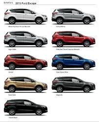 2015 ford escape colors 2018 2019 car release specs price