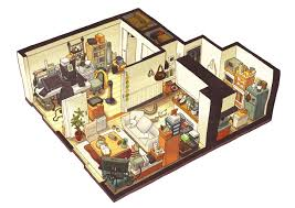 apartments interior messy room wallpaper 3015179 wallbase cc
