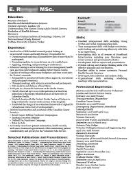 different resume types different formats for a resume within different resume formats
