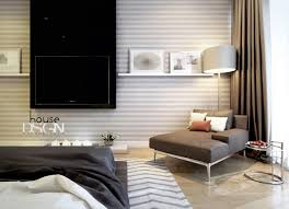 dazzling design ideas using white loose curtains and round white
