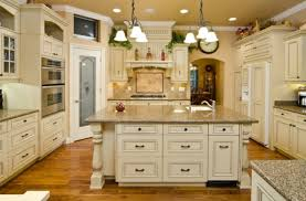 photo 2 of 8 fresh paint kitchen cabinets antique white greenvirals style antique white painted cabinets 2