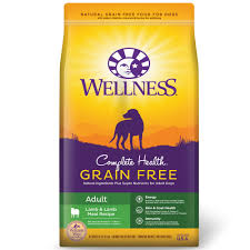 wellness complete health grain free lamb u0026 lamb meal recipe